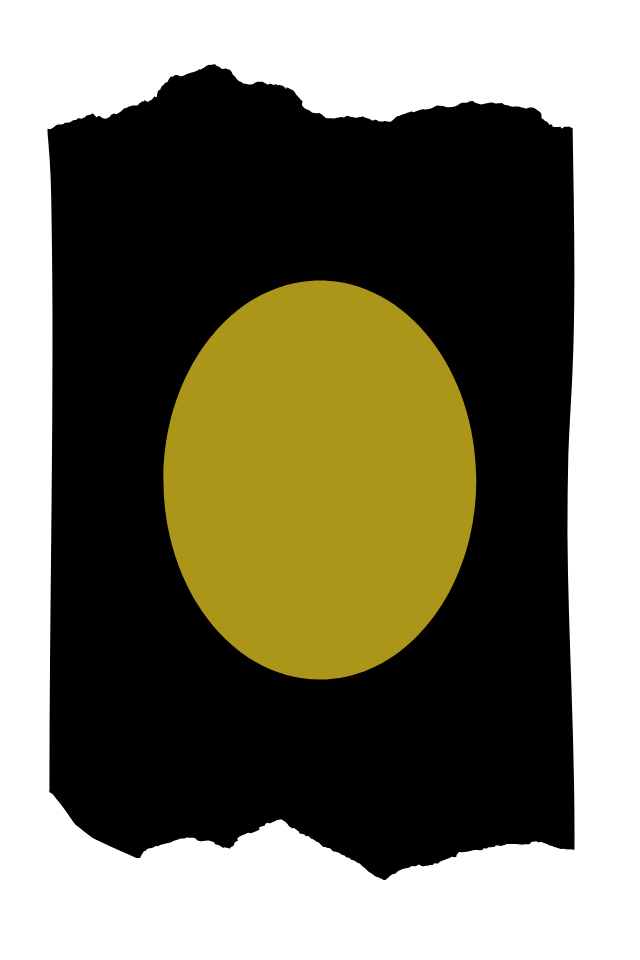 Pantis tupidos de fantasía de color negro, con rodilleras de color doradas, colección basic colors diseño golden