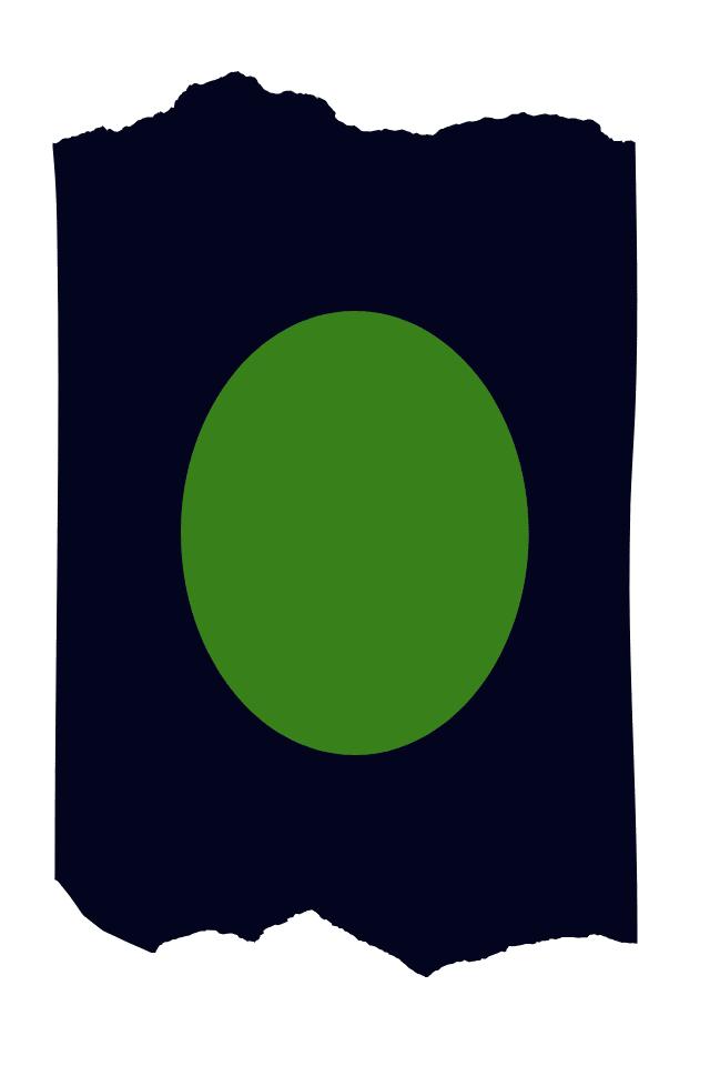Pantis tupidos de fantasía de color azul marino, con rodilleras de color verdes, colección basic colors diseño green